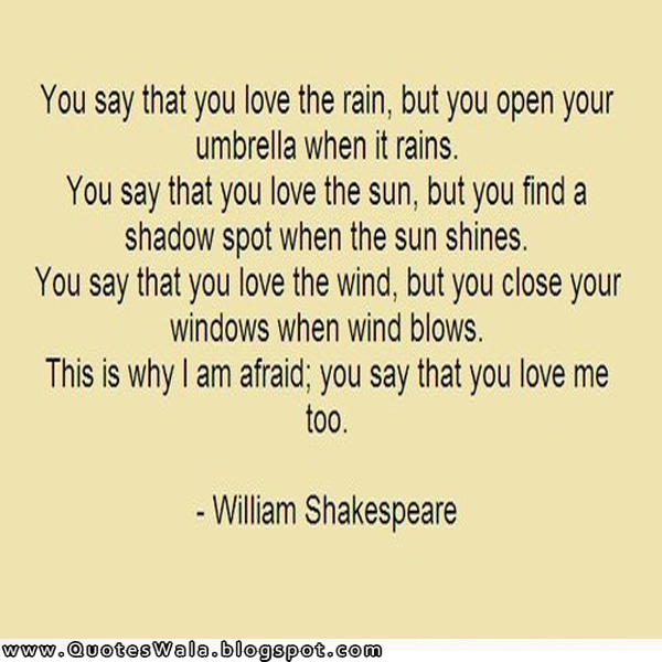 Shakespeare Quotes About Love Beauteous Daily Quotes At Quoteswala Shakespeare Love Quotes