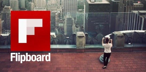 Flipboard, cómo crear una revista.