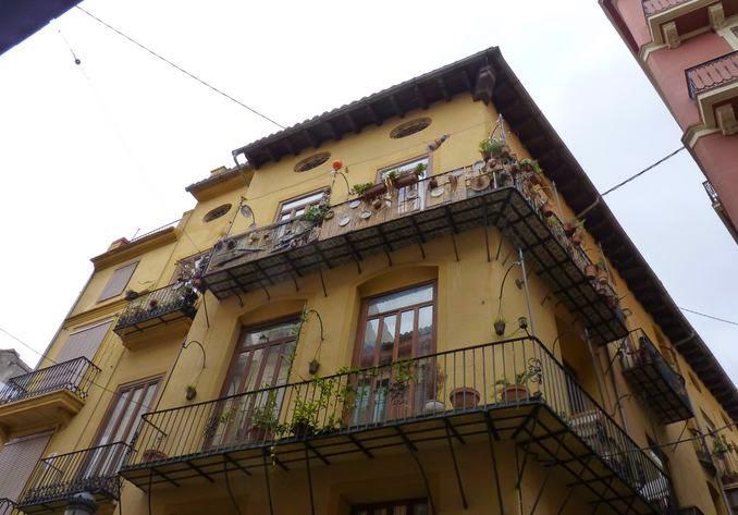 Barrio del Carmen de Valencia.