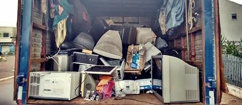 Manoel Ribas: Campanha de Coleta de Lixo Eletrônico