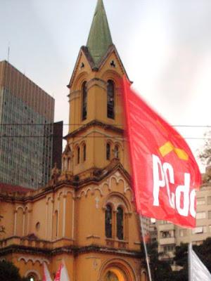 Ato histórico em São Paulo pelo Estado da Palestina Já - foto 23