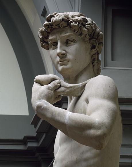 El David de Miguel Angel. Las mejores esculturas del renacimiento. El Arte eterno.
