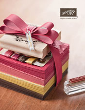 2012-2013 Stampin Up! Catalog