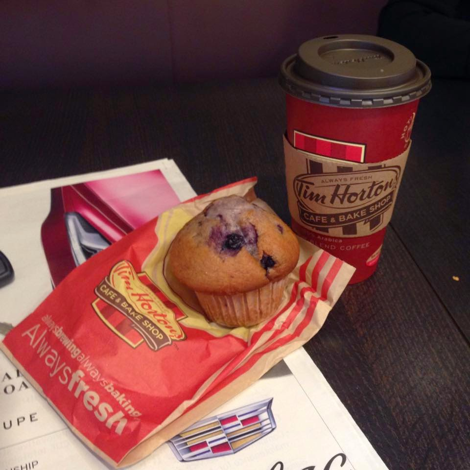 Timmies ♥