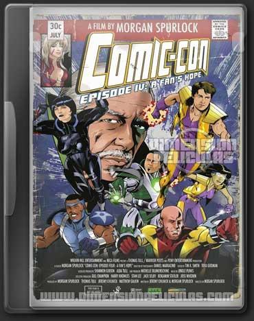 Comic-Con Episode IV (DVDRip Inglés Subitutlada)