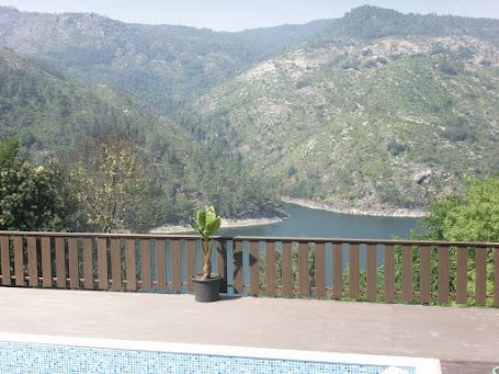 Casa para férias com piscina