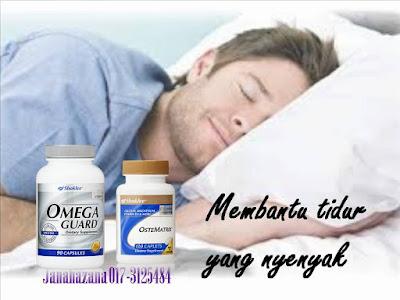 vitamin untuk tidur nyenyak