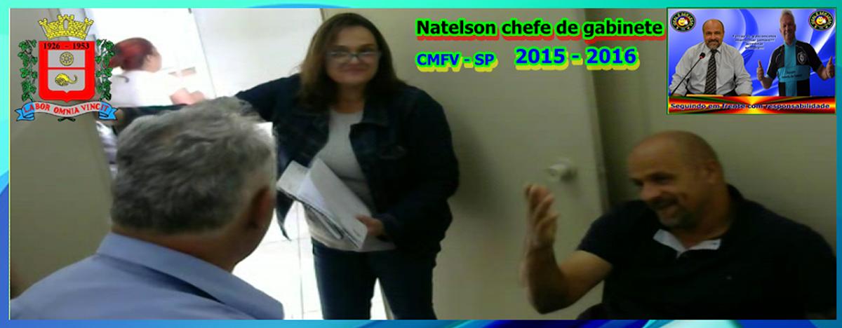 NATELSON CHEFE DE GABINETE CMFV SP 2015/2016