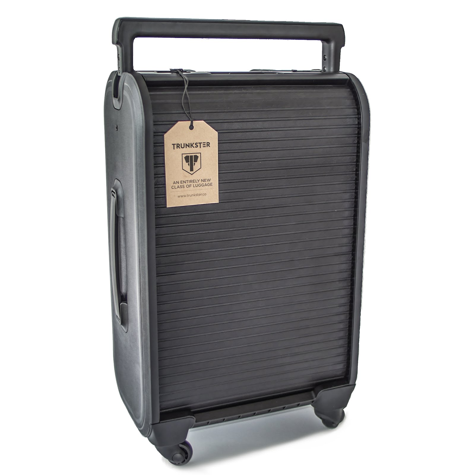 The Daily Suitcase: Cool Suitcases from the Travel Goods Show