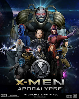 Film X-Men: Apocalypse 2016 Bioskop