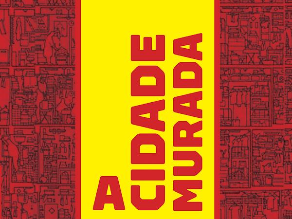 A Cidade Murada, de Ryan Graudin e Editora Seguinte (Companhia das Letras)