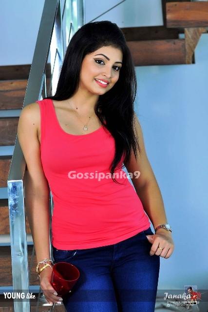 sri lankan actress hot image