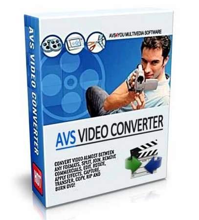AVS Video Converter 9.0.1.566