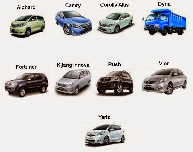 Daftar Harga Mobil Baru Yang Naik dan Turun Tahun 2016