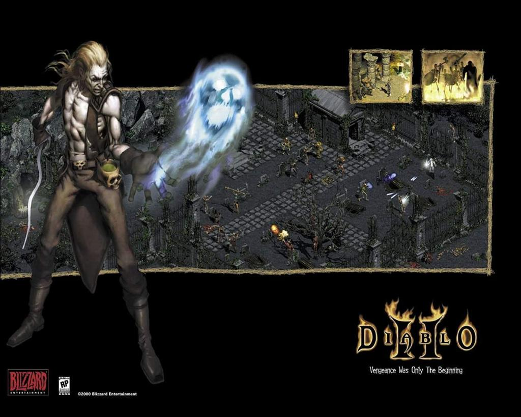 Diablo HD & Widescreen Wallpaper 0.0612251985099519