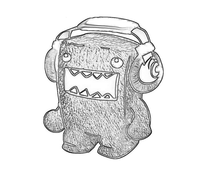 pro-putt-domo-domo-dj-coloring-pages