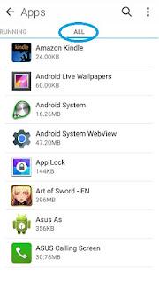 Google Play Store tidak bisa dibuka