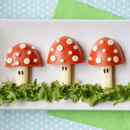 Cute Snack Idea: Too-Cute Toadstools