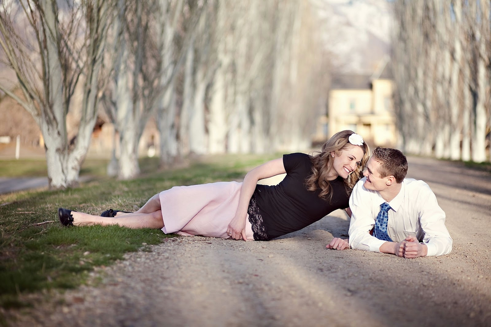 Very cute Love couple Wallpaper : Wallpaper Gallery: cute Romantic couple