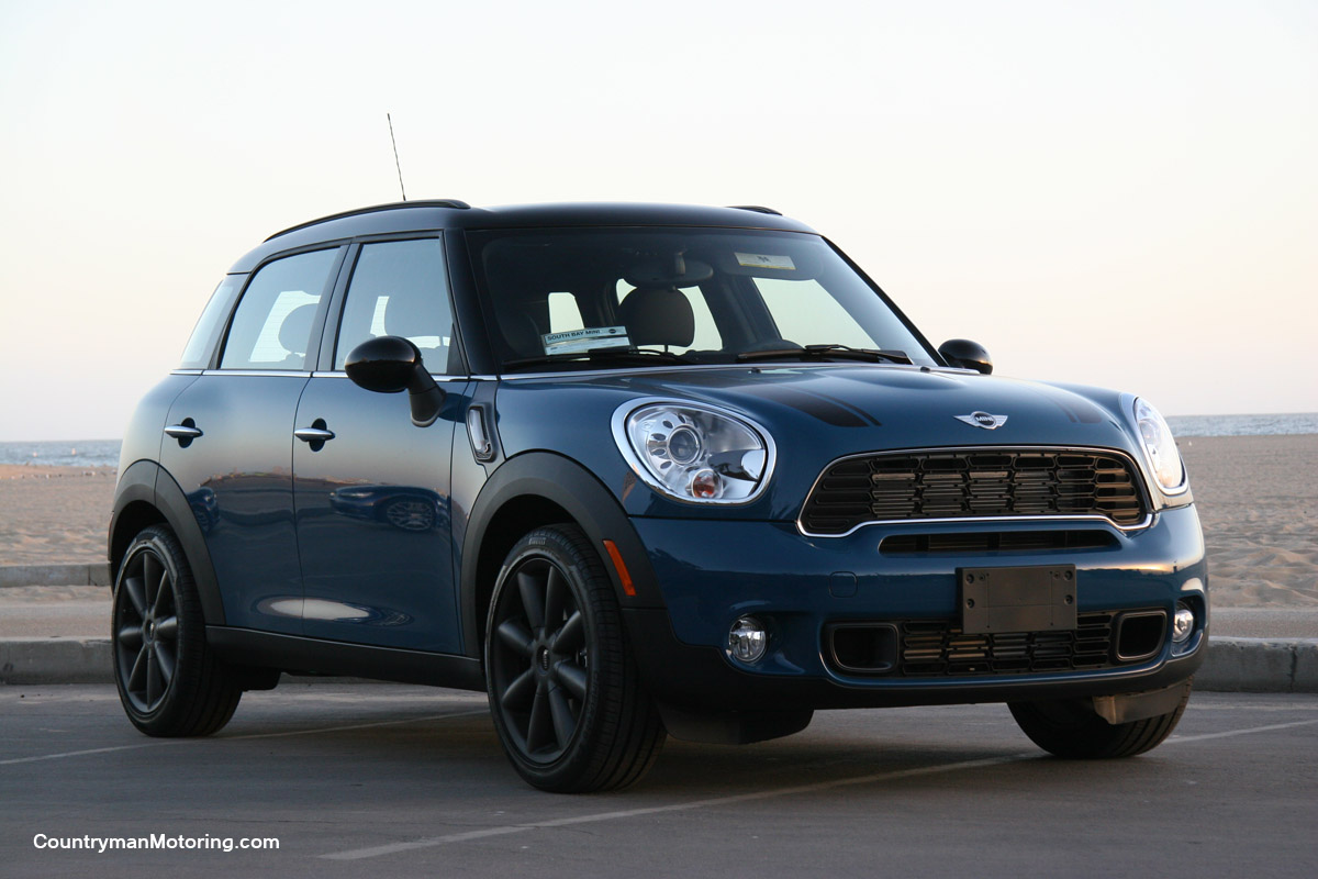 mini countryman motoring my countryman. Black Bedroom Furniture Sets. Home Design Ideas