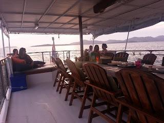 Sunset cruise and dinner in Phuket