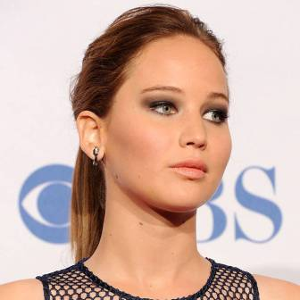 Jennifer Lawrence makeup
