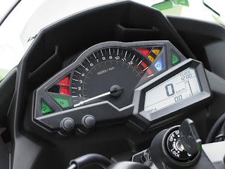 ninja 250 Injection Dashboard
