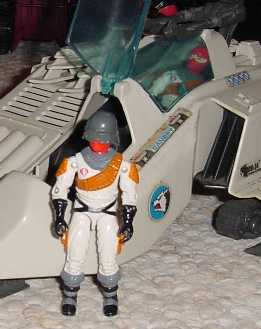 1987 Ice Viper, Cobra wolf