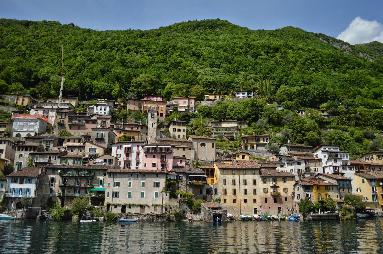 Gandria, Switzerland http://sleachmouradventures.blogspot.com