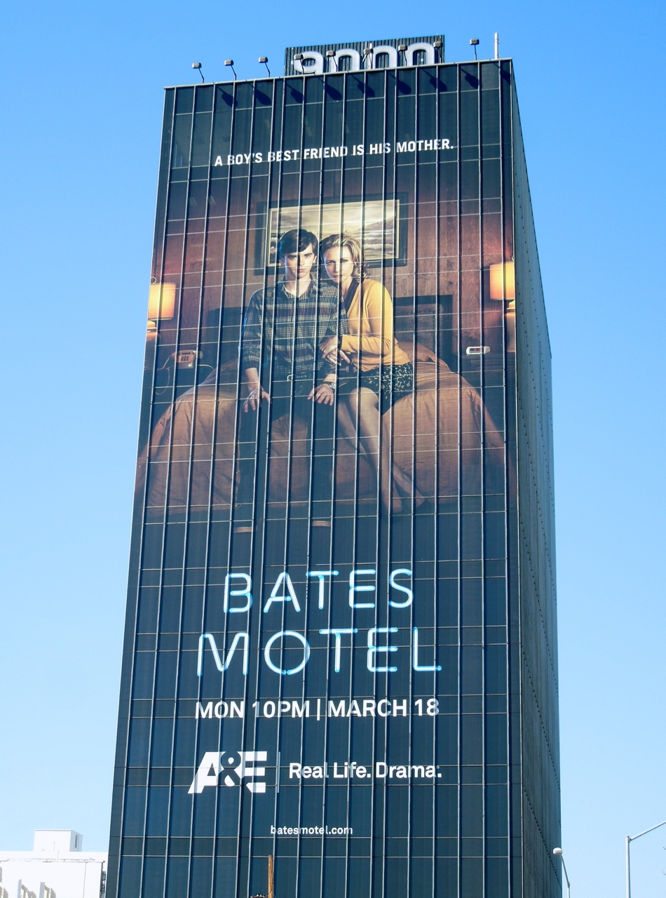 This super-sized creative spied on February 22, 2013 should certainly