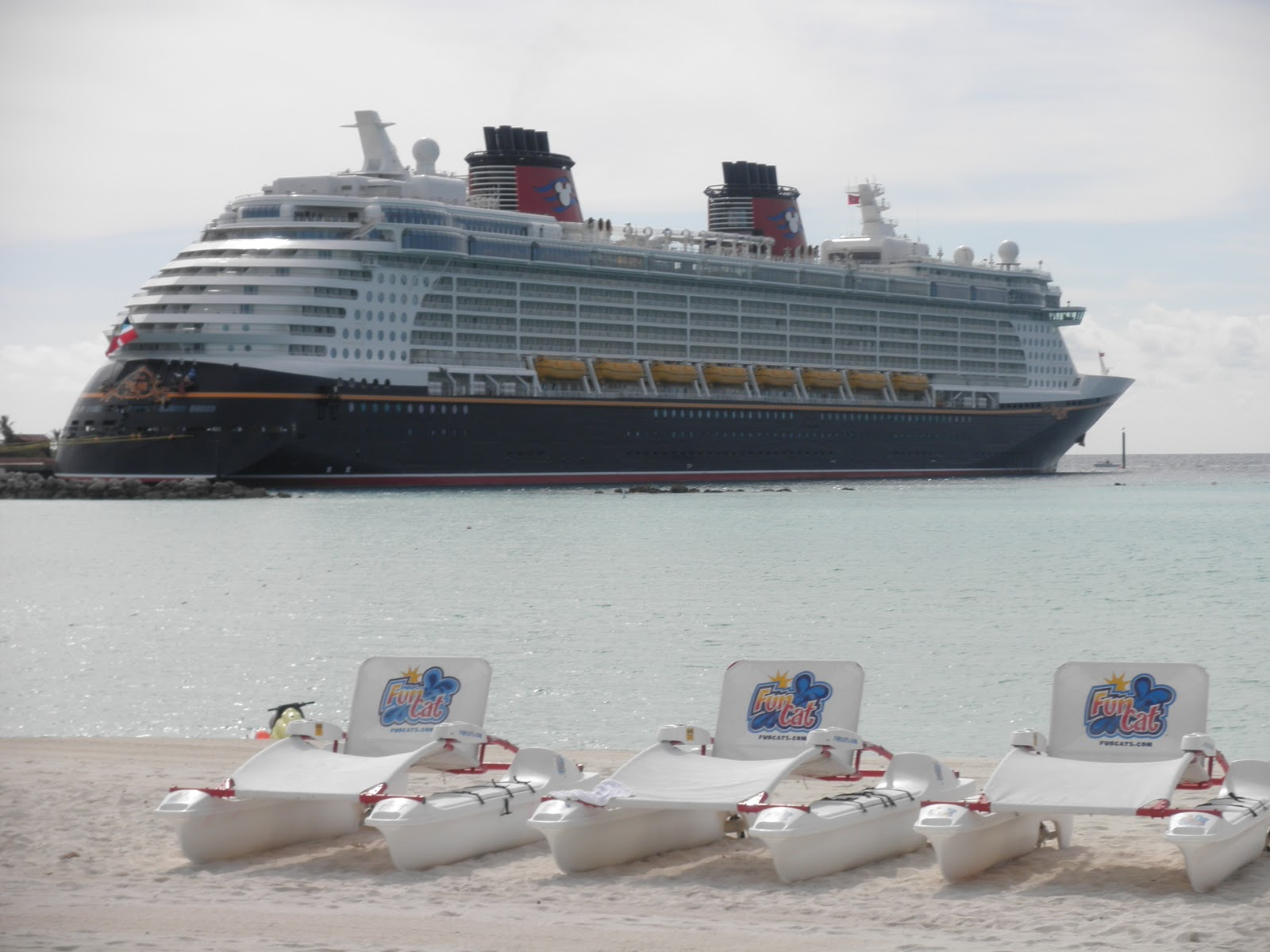 Mouse World Travel: Disney Dream and Disney Fantasy Itineraries ...