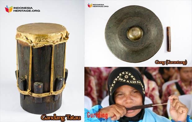 Ciri Khas Musik Tradisional Kalimantan Selatan