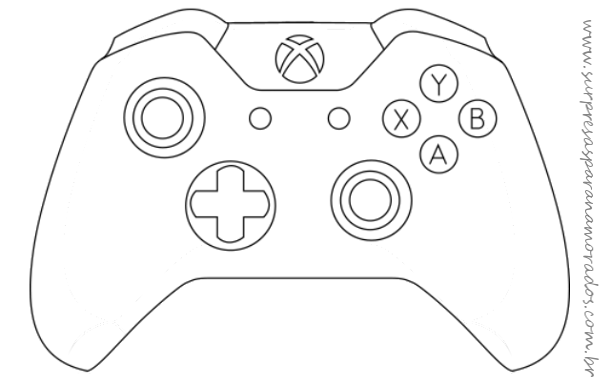 Drawing Smooth Lines Xbox : Xbox controller line drawing wiring diagram fuse box