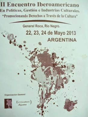 Panoramica  del II Encuentro Iberoamericano