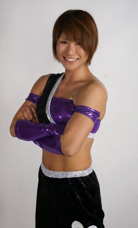 Maki Narumiya - Japanese Ladies Wrestling