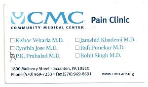 CMC Pain Clinic