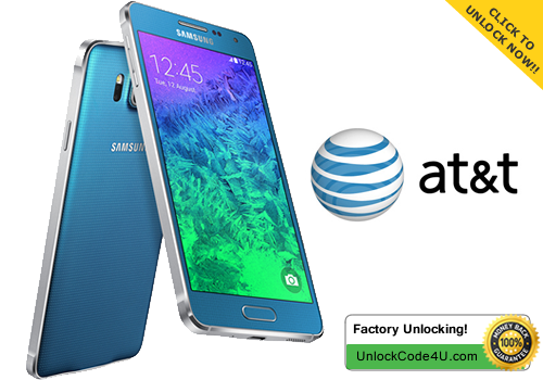 Factory Unlock Code for Samsung Galaxy Alpha
