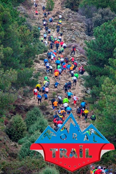 Trail Running Moral Trail fotos 2014