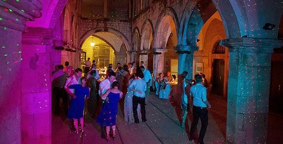Sponza Palace Weddings, Dubrovnik Riviera Weddings