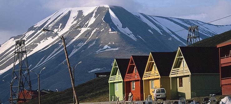 Svalbard adası