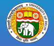 B.A May 2013 Exam Timetable University of Delhi
