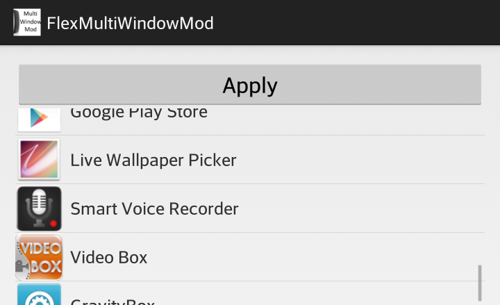 FlexMultiWindowMod