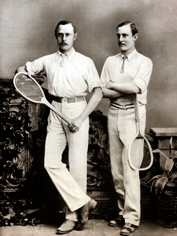 William and Ernest Renshaw