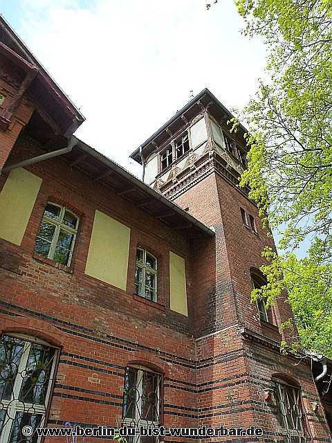 Eierhäuschen, Restaurant, Kneipe, Berlin, verlassene