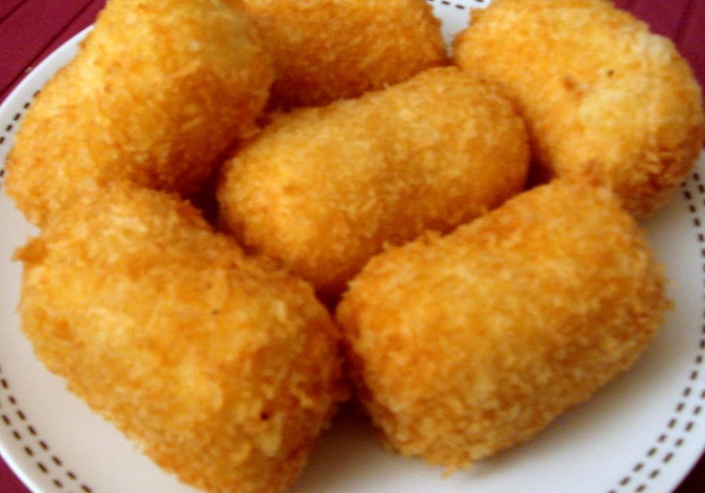 Potato Croquettes (Recipe) | Read The Net