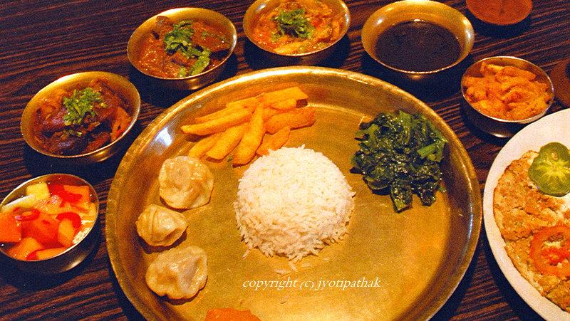 Taste of nepal maas ko daal for Kitchen set in nepal