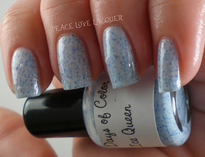 Color Changing Nail Polish, Glitter