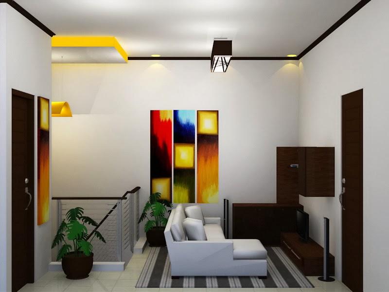 desain interior ruang tamu minimalis kumpulan gambar