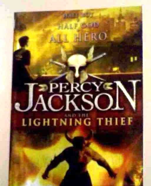 book review the lightning thief The lightning thief is the first book in the percy jackson series it is fast paced, well-written, and full of loveable, believable characters -- even if they are children of gods this whole series is an excellent read for anyone, and a choice pick for parents who are looking for exciting, fun, clean books for both boys and girls to read.
