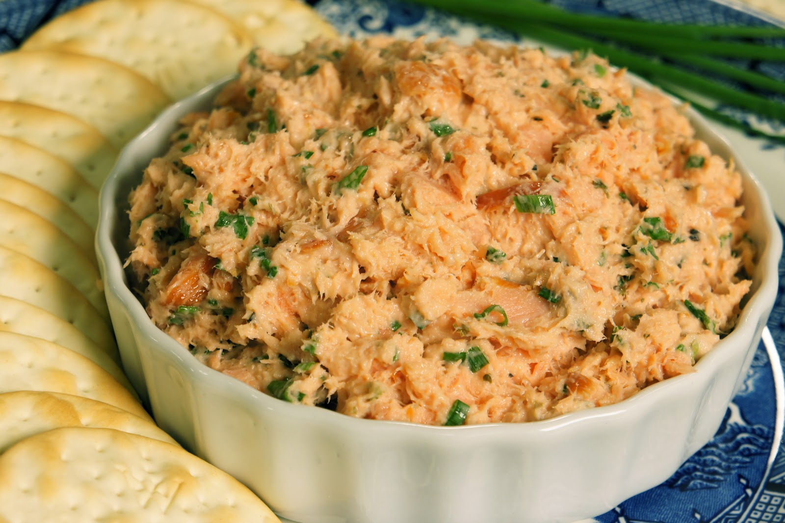 Kitchen Tapestry: Smoked Salmon Spread